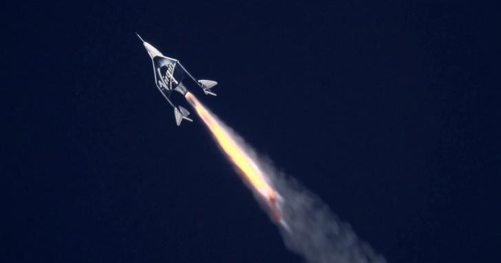 Фото №1 - Компания Virgin Galactic возобновила продажи билетов в космос
