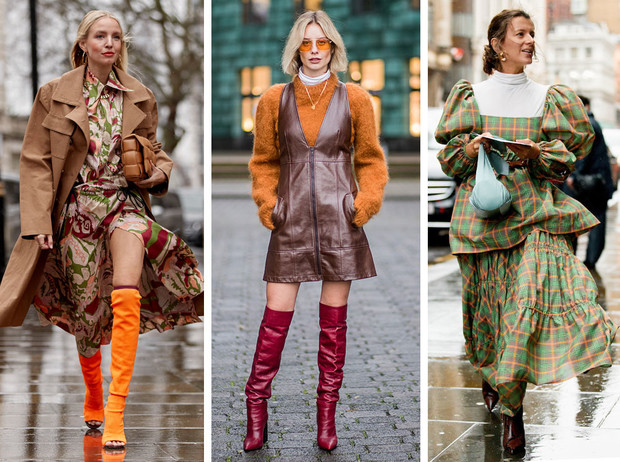 Фото №1 - Полный гид по самым модным платьям для осени и зимы 2020/21