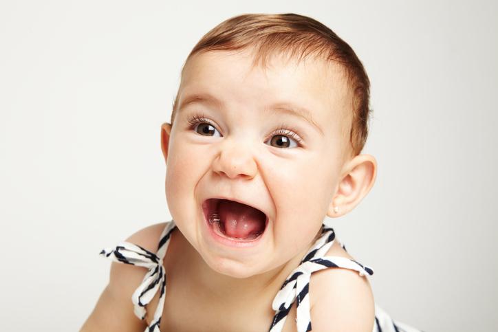 Фото №1 - Типы темперамента наших малышей