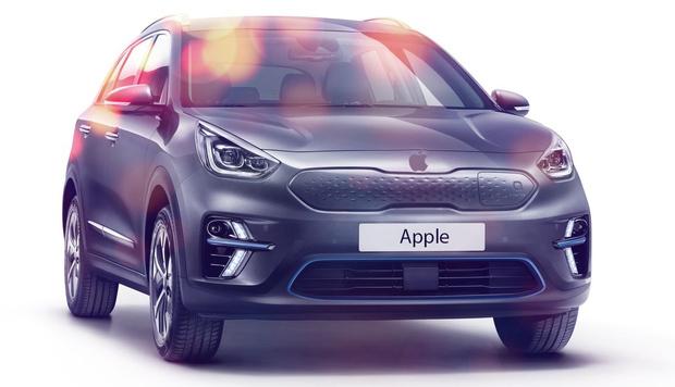 Фото №3 - Ваш автомобиль пахнет яблоком: Apple будет делать тачки вместе с Kia