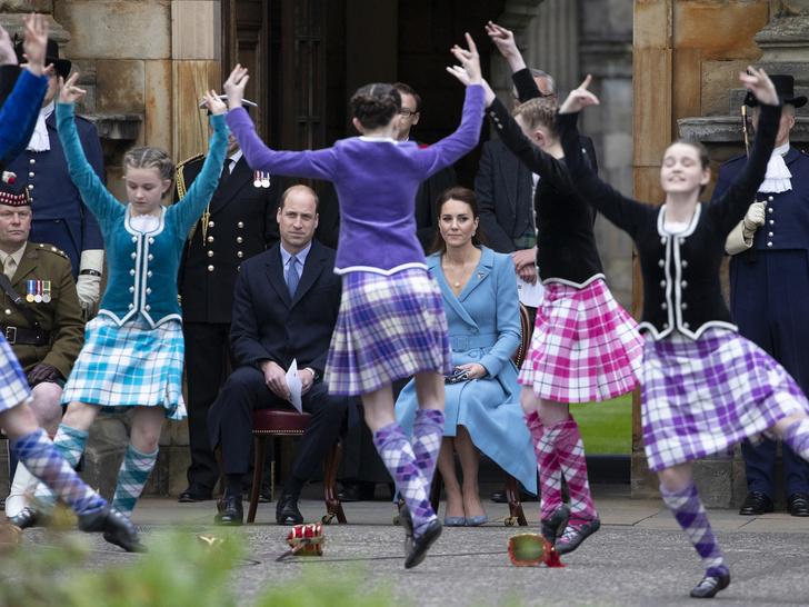 Фото №2 - Особая честь: у кого из Виндзоров есть шотландские титулы, и как они звучат