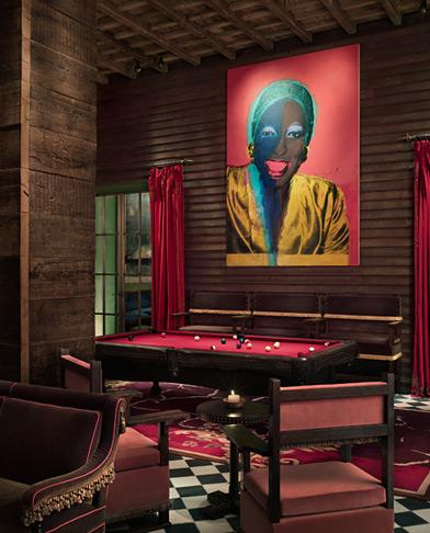 Фото №3 - Топ-10 самых элегантных арт-отелей