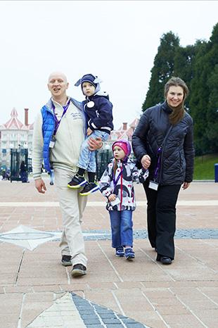 Фото №6 - Победители нашего конкурса побывали в Disneyland® Париж!
