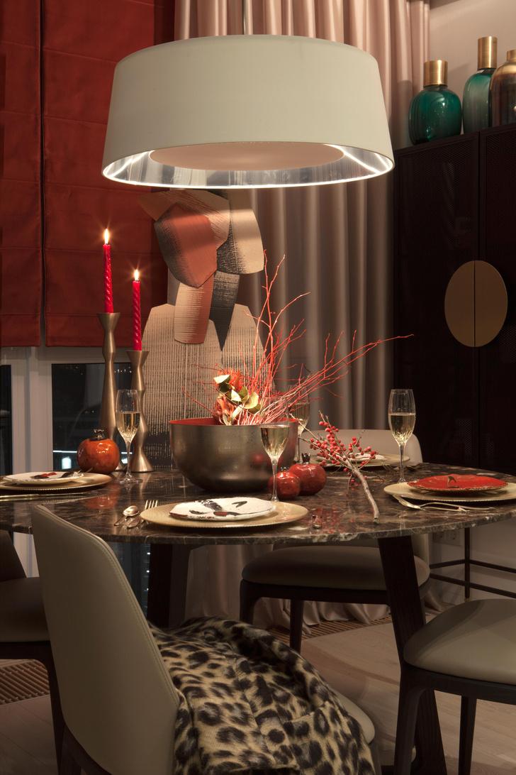 Фото №6 - Три новогодние сервировки от дизайнера Александрины Лукач