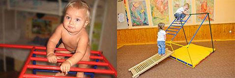 Физическая активность  – основа раннего развития