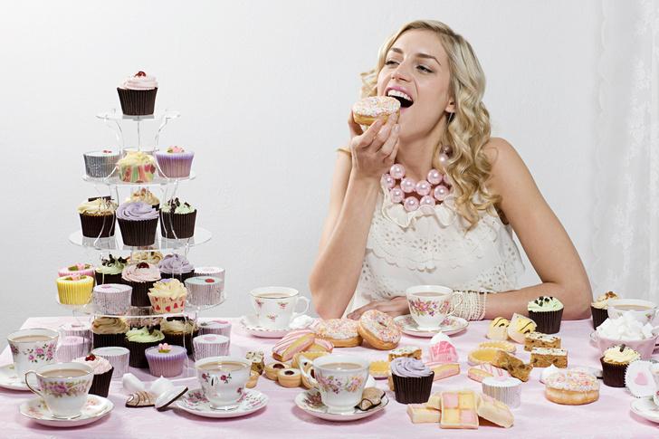 Фото №1 - Бывают ли сладости, полезные для фигуры?