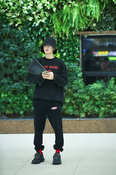 Фото №1 - K-pop style: разбираем стиль Чанёля из EXO