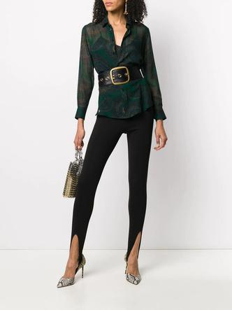 Фото №3 - Модный камбек: с чем носить леггинсы сегодня