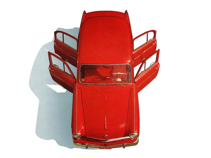 Фото №1 - Советские полуфабрикаты: как автомобили из СССР дорабатывали для зарубежного покупателя