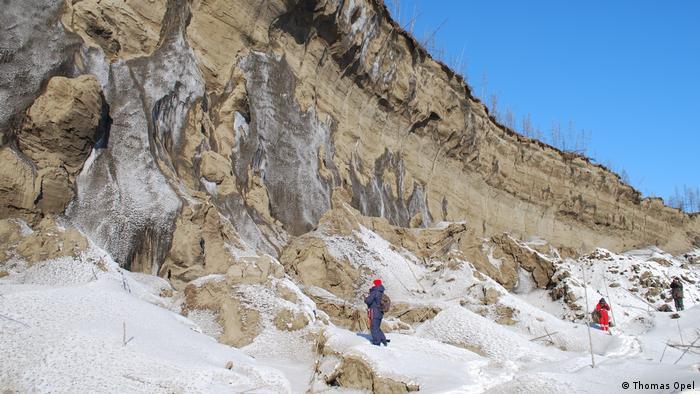 Фото №1 - Мерзлоту возрастом 650 тысяч лет обнаружили в Якутии