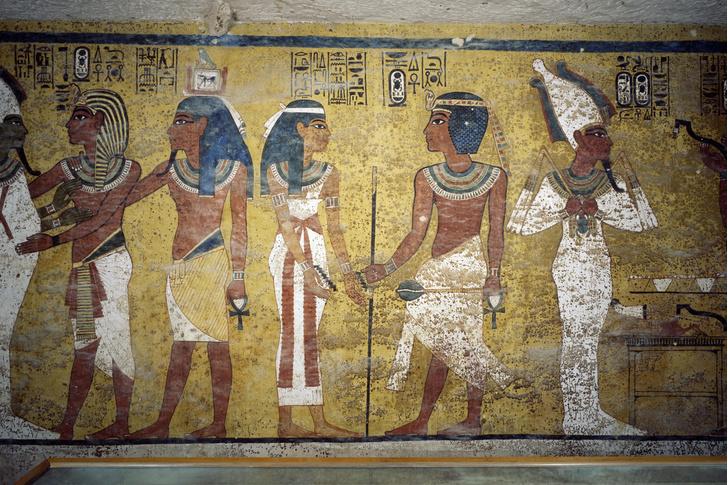 Фото №1 - «Тутанхамон влечет меня»: что может произойти после вскрытия гробниц фараонов в 2020 году