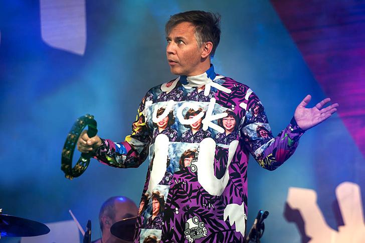 Илья Лагутенко, певец Мумий тролль
