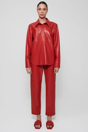 Фото №9 - Lady in red: Nanushka представили коллекцию в честь Китайского Нового года