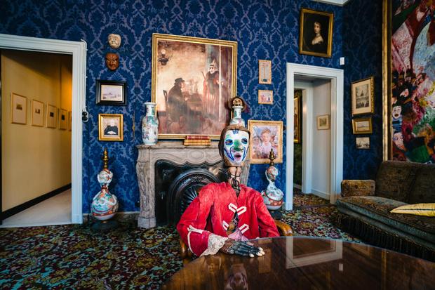 Фото №2 - Дом-музейхудожника Джеймса Энсорав Остенде открылся после реставрации