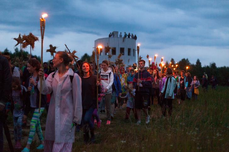 Фото №4 - Фестиваль «Архстояние Детское» 2021 в Никола-Ленивце
