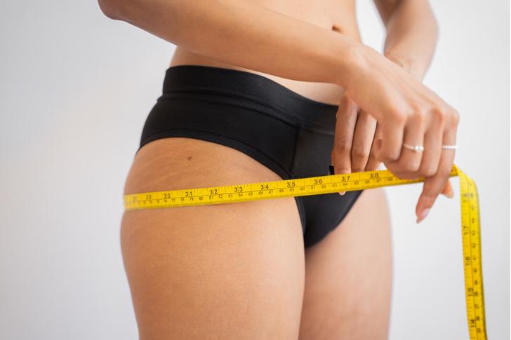 худеть вес