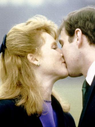 Фото №3 - Свадебный переполох: как Диана «спасла» венчание Сары Фергюсон и принца Эндрю