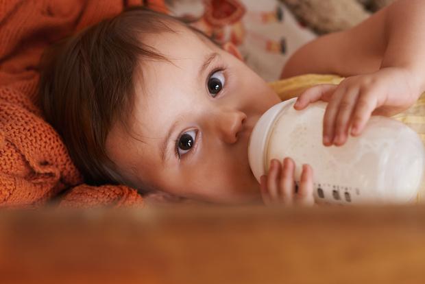 Фото №1 - Молочные смеси для крепкого сна