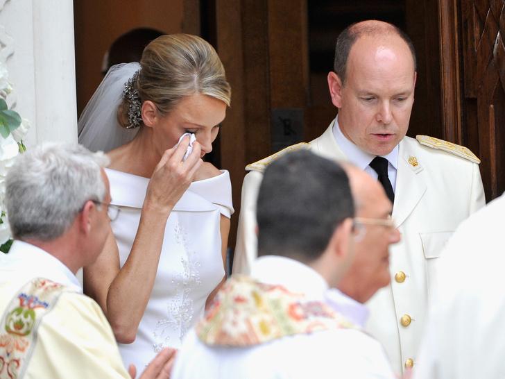 Фото №7 - Тайны «печальной принцессы»: действительно ли Шарлен пыталась сбежать со своей свадьбы