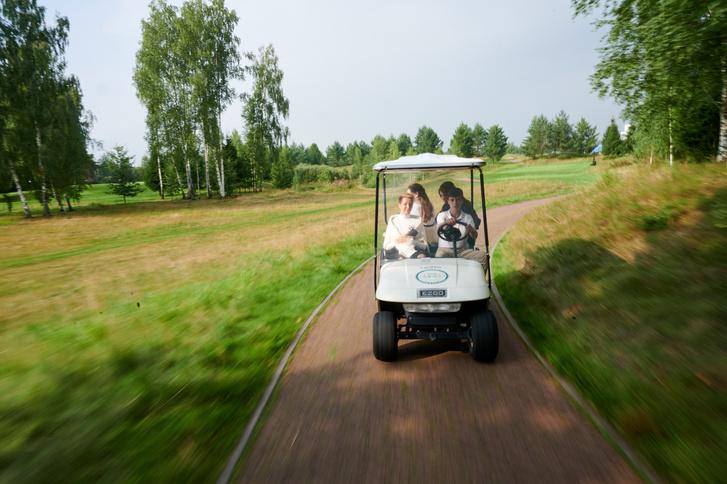 Фото №4 - LAUFEN Private Golf Day в гольф-клубе «Пестово»