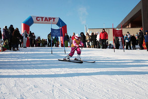 Фото №3 - 8 Марта в детском горнолыжном клубе Crystal Istra