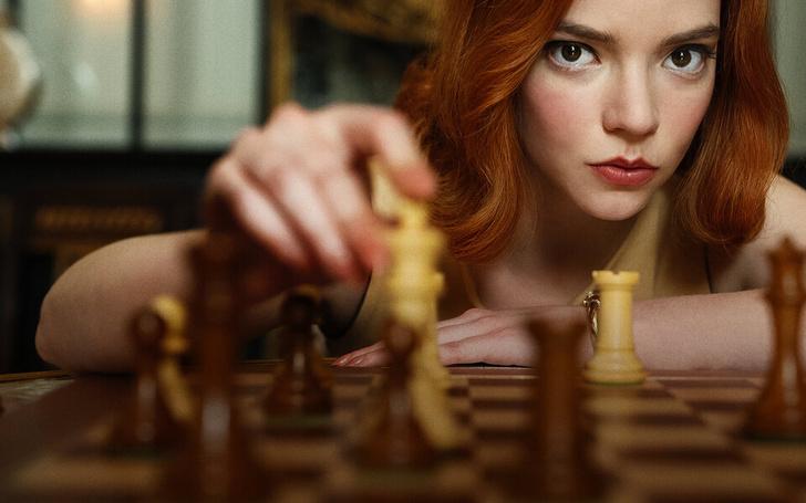 Фото №2 - Создатели мини-сериала «Ход королевы» не будут снимать второй сезон