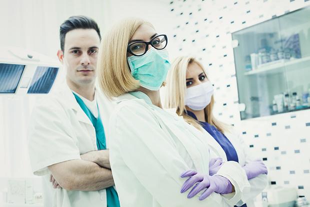 стоматолог, процедуры у стоматолога