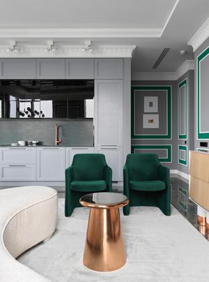 Фото №6 - Светлая квартира в классическом стиле в Москве