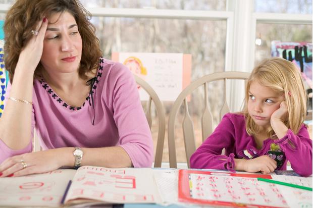 ребенок не хочет делать уроки