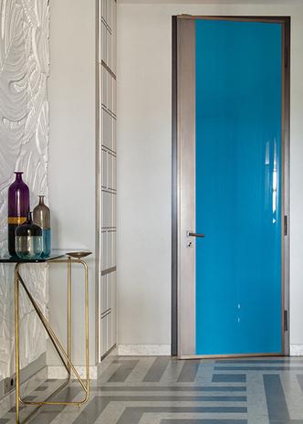 Colour Magic: яркая квартира в центре Москвы (фото 5)