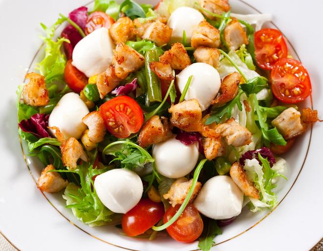 салат: кояш пошаговый рецепт с фото