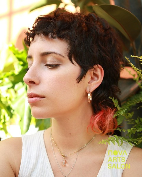 Фото №10 - Шорт-лист: самые стильные короткие женские стрижки 2021