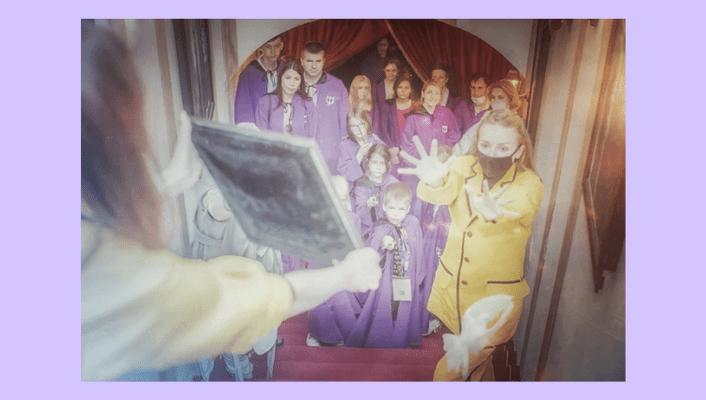 Фото №2 - Тест: На какой факультет Академии Волшебства при Министерстве Магии тебя бы взяли