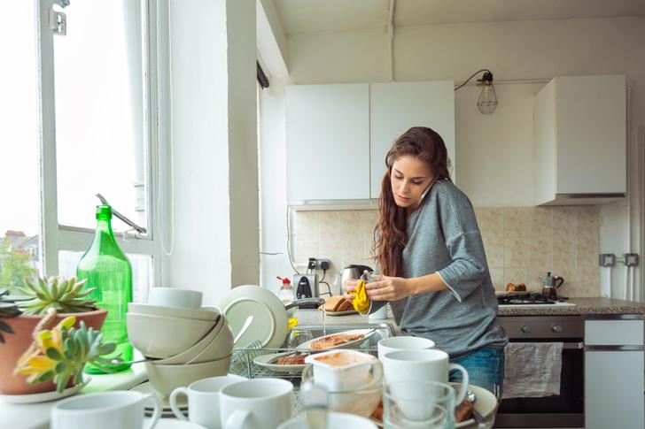 советы домохозяйкам по быстрой уборке
