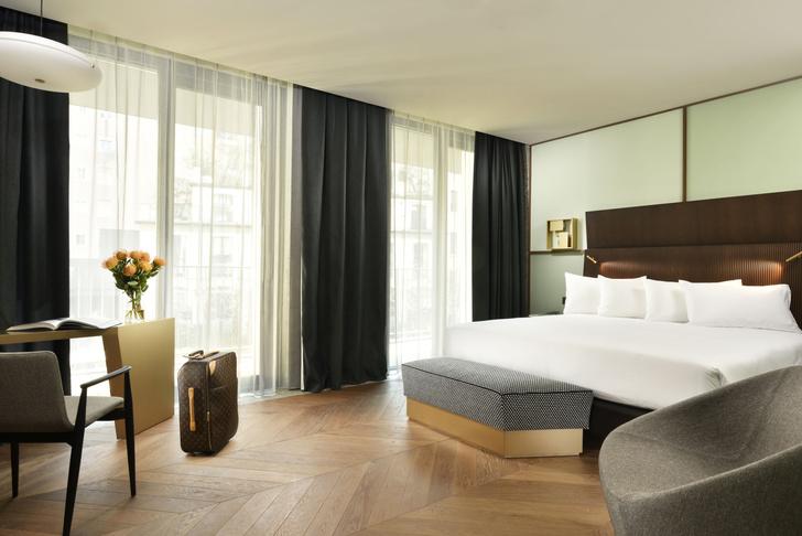 Фото №15 - Дизайнерский отель в Милане по проекту Vudafieri-Saverino Partners