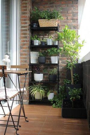 Фото №9 - Маленький балкон: полезные советы по оформлению