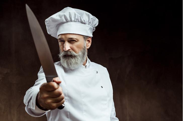Фото №1 - Как наточить нож