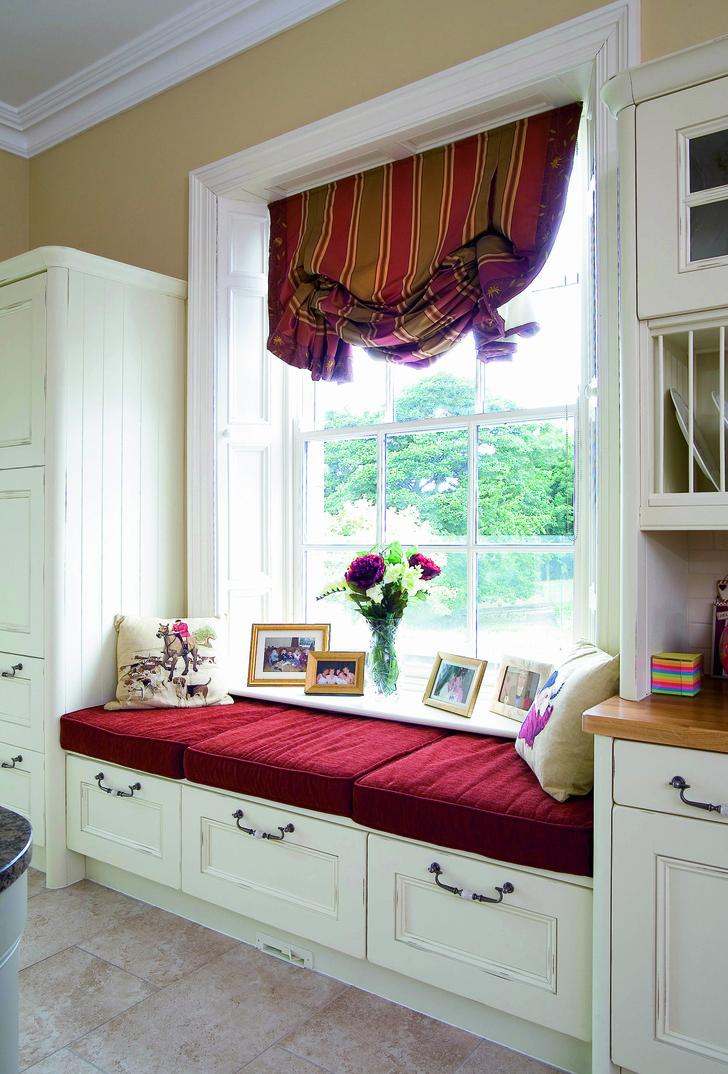 Фото №2 - Обустраиваем зону отдыха на подоконнике: полезные советы дизайнера