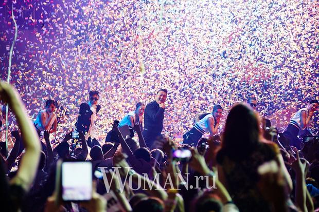 Фото №13 - Зарубежные звезды на Премии МУЗ-ТВ: кто был круче всех?