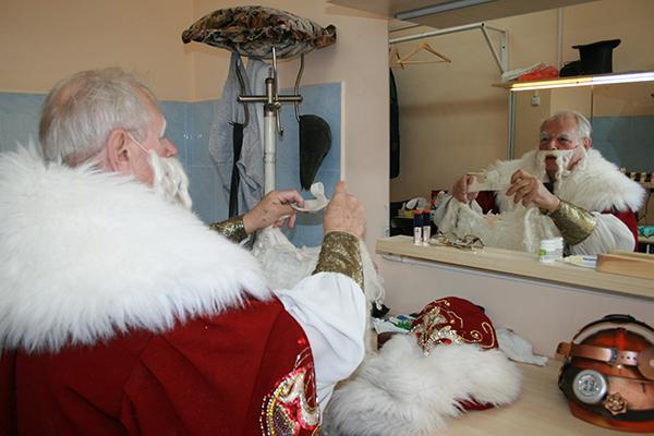 Фото №6 - Главный Дед Мороз Кубани: «Люблю горячий кофе и молоко со льдом»