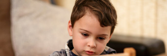 Иллюзия дефекта: 4 принципа общения с особыми детьми