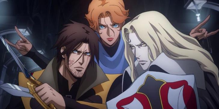 Фото №6 - Топ-10 крутых аниме, которые точно зайдут фанатам «Ведьмака» ⚔️