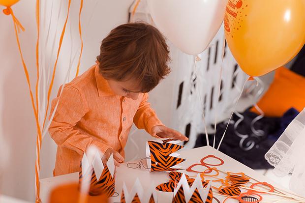 Фото №19 - «Тигриный» день рождения
