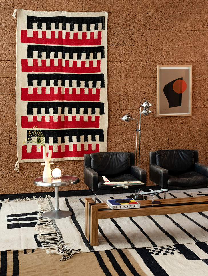 Фото №9 - Шоурумы бренда ковров в Нью-Йорке и Марокко