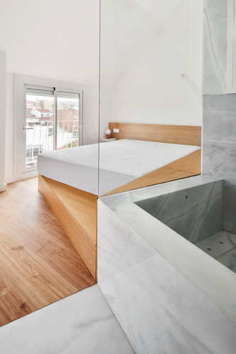 Фото №10 - Квартира без дверей в Барселоне