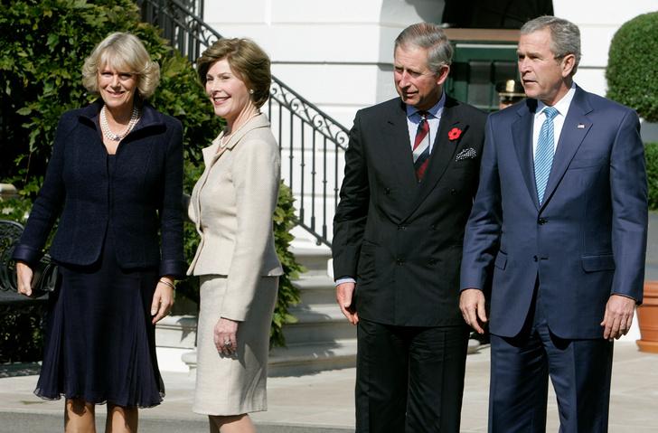 Фото №4 - Виндзоры и американские президенты: непростая история отношений