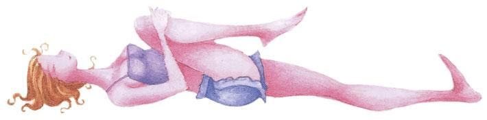 Фото №1 - Пилатес после родов: мягкое восстановление