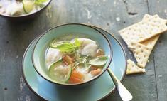 Как приготовить суп из окуня