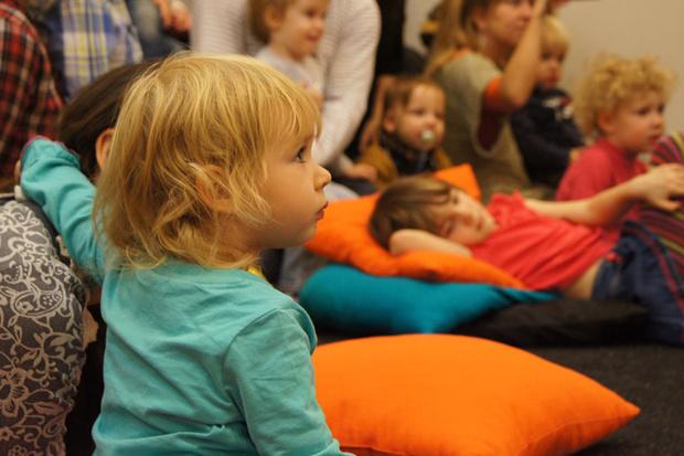 Фото №1 - Программа «Театр: бэби версия» приглашает на спектакли малышей от полугода