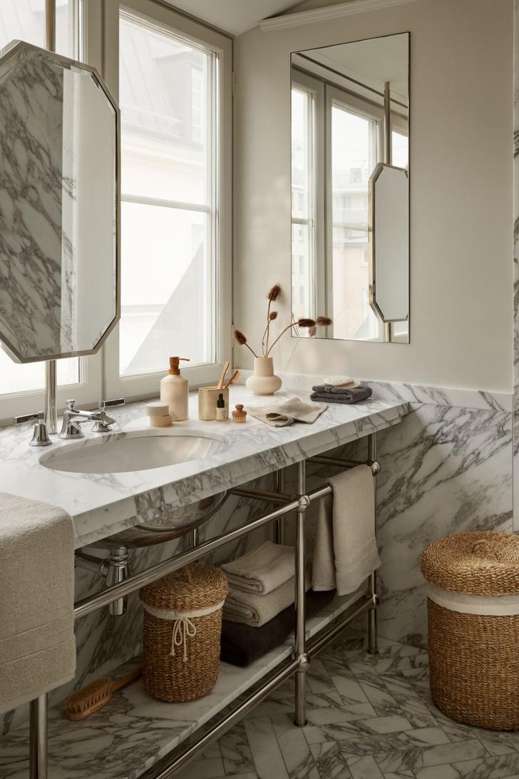 Фото №3 - Осенняя атмосфера в ванной: 5 полезных советов